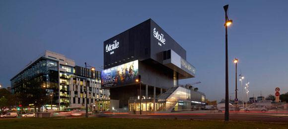 Faire merger une nouvelle centralit urbaine semavip - Livraison macdonald paris ...